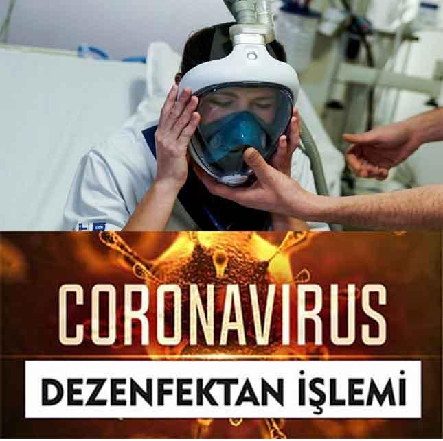 Antalya Corona Virüs